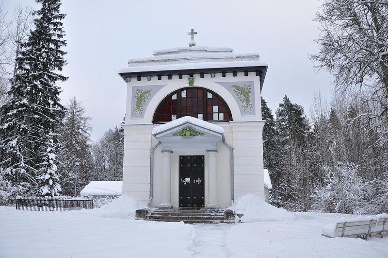 Мавзолей Барклая де Толли, русского полководца, героя Отечественной войны 1812 года, был построен в Йыгевесте в 1823 году
