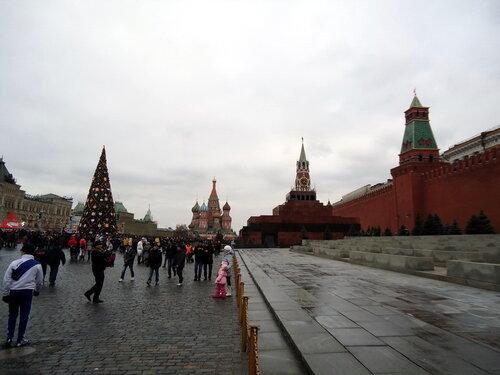 г Москва. Красная площадь