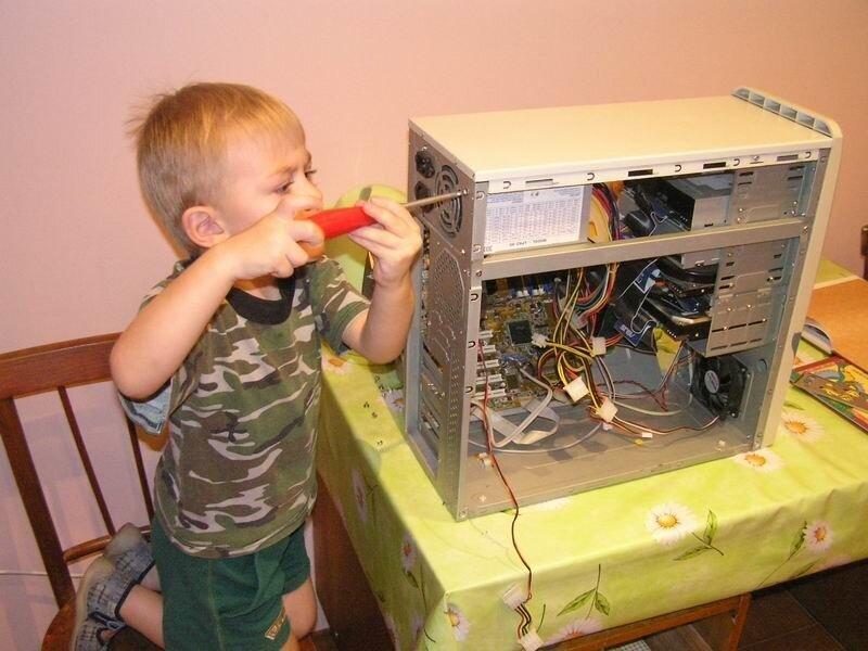 Возможные проблемы с компьютером и их решение: Не включается компьютер Выходит.