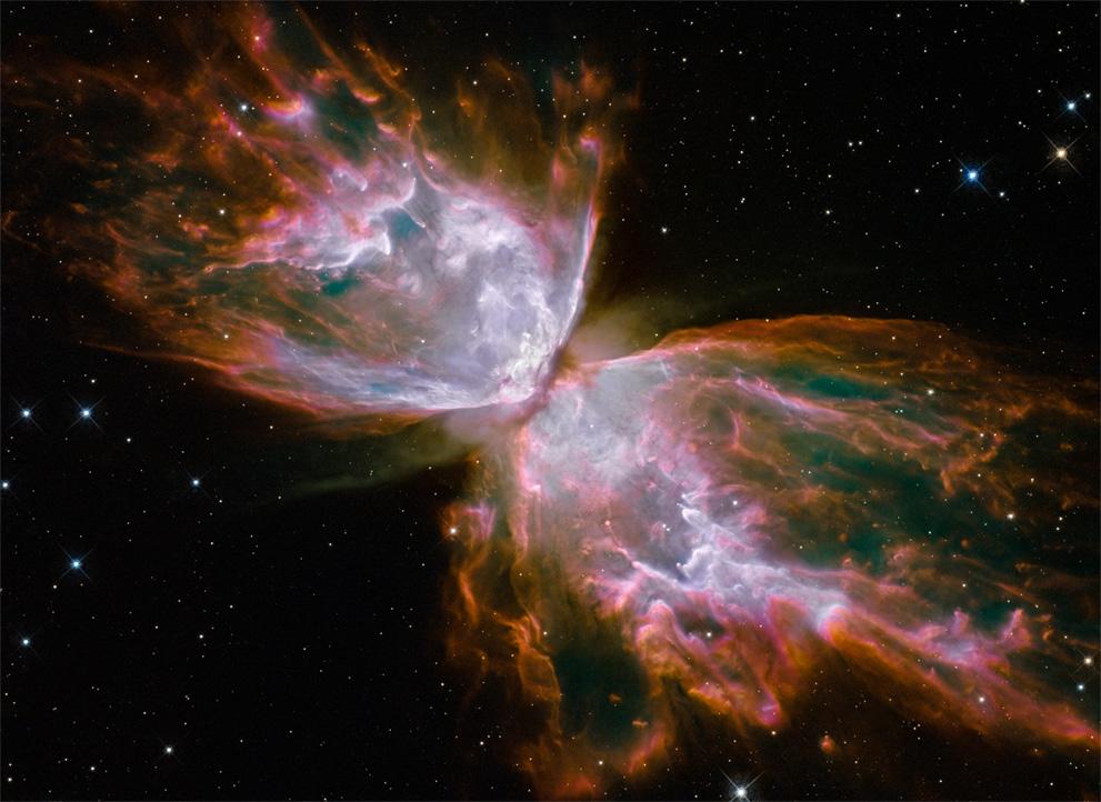 Невероятный космос в объективе телескопа Hubble