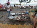 Перекусить свежайшими продуктами с видом на море