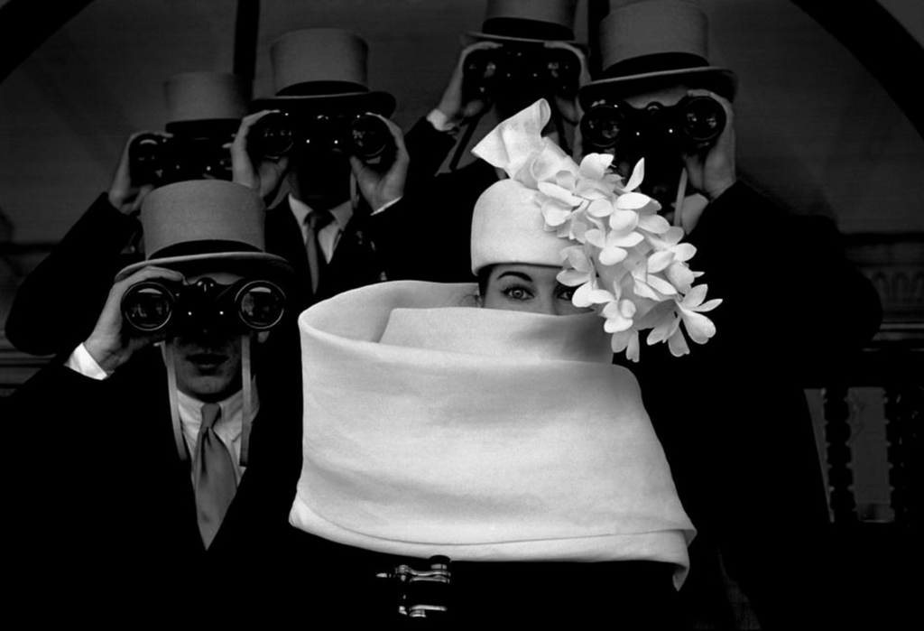 Photographer Frank Horvat