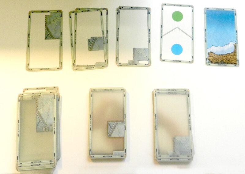 Universal Transparent Step 1