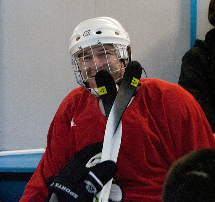 Следж-хоккей во Владивостоке