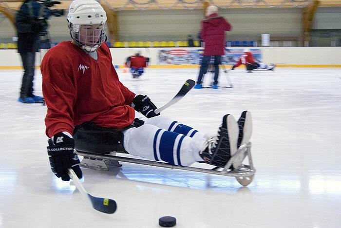 Спорт для инвалидов в Приморье