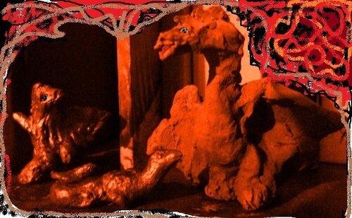 дворец дракона