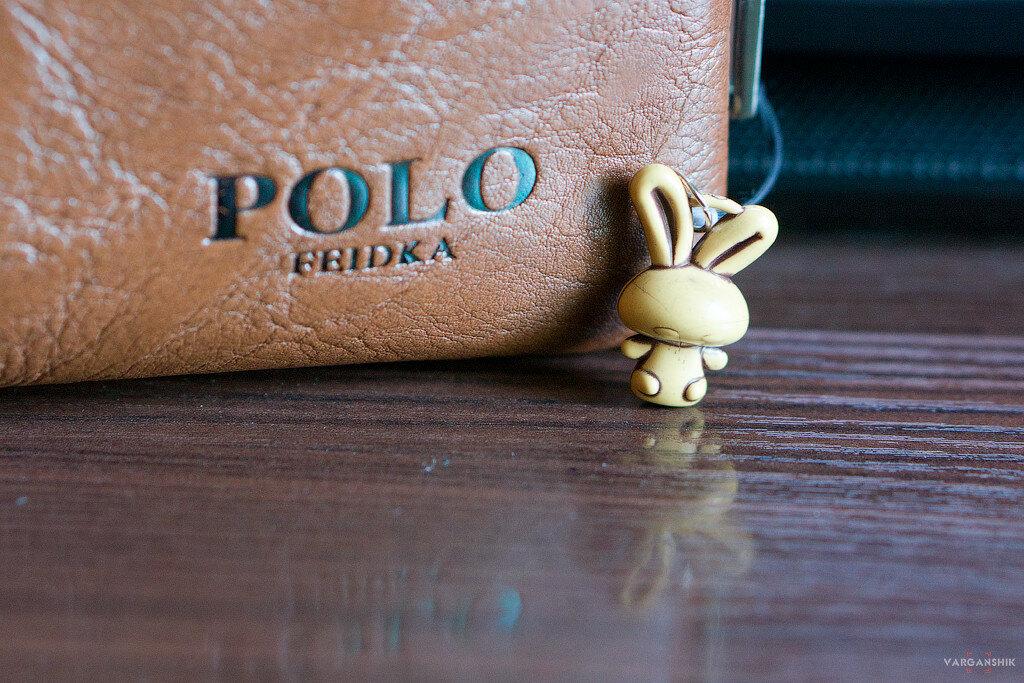 мужской клатч Polo Feidka