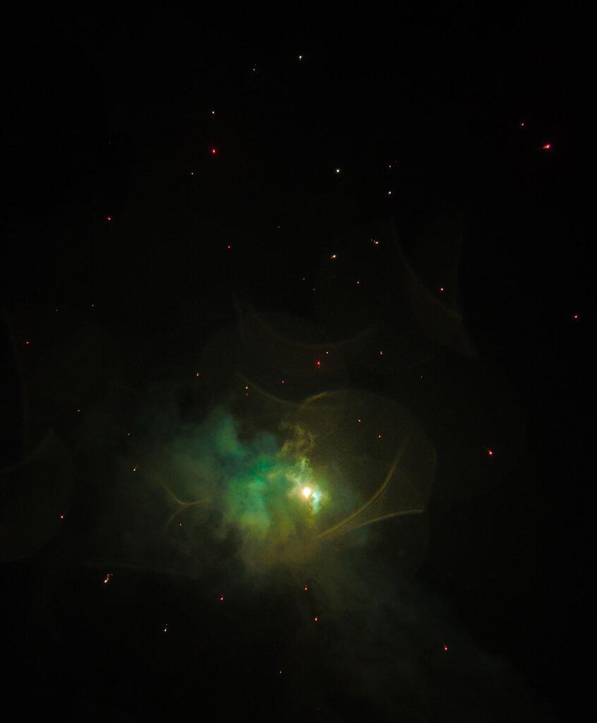 Межзвездный газ
