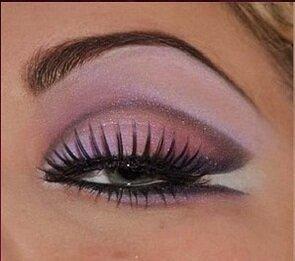 Красивый макияж глаз krasivyj makiyazh glaz
