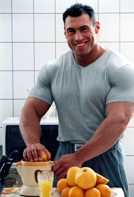 диета для бодибилденга