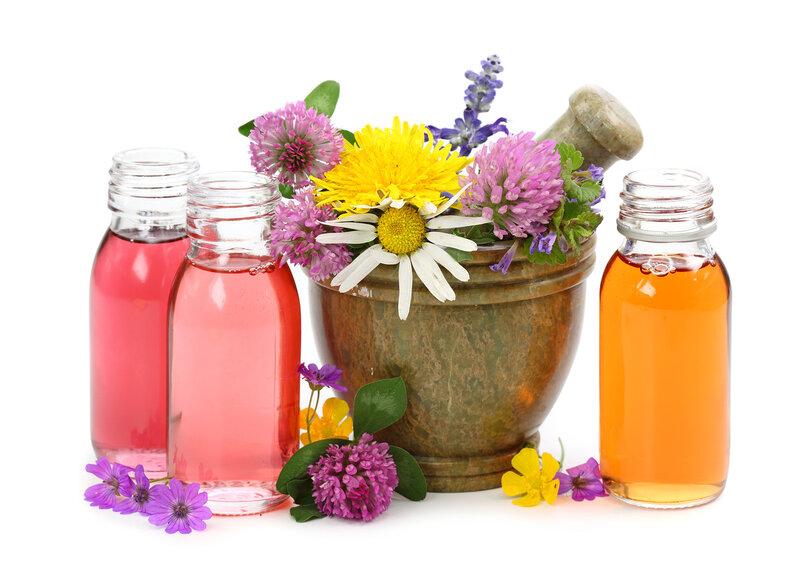 Лекарственные травы! Применение в косметике. Витаминные салаты