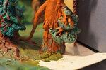 Муми-тролль в пластилиновом лесу