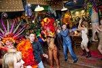 Танцевальный интерактив, Шоу группа Маракату. Новый год в Тики-баре.