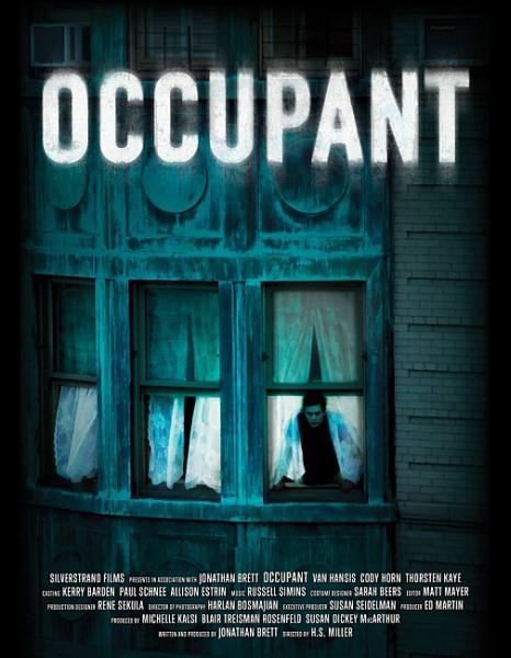 Оккупант / Occupant (2011) DVDRip