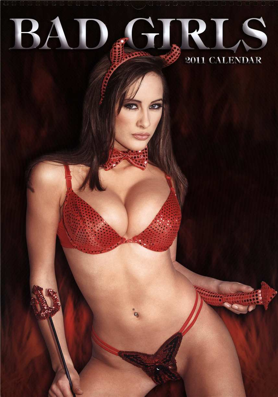 Bad Girls - Redhot Glamor Girls Calendar 2011