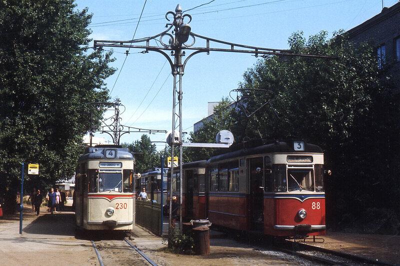 БЛОГ ДОКТОРА И ГРАЖДАНИНА - Советский Таллин и его транспорт.