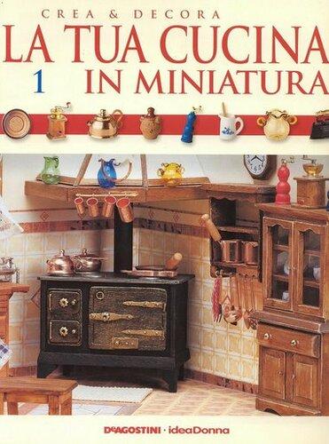 La tua cucina in miniatura liveinternet for Realizza la tua cucina
