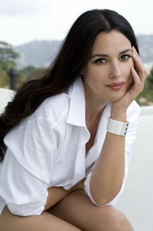 Моника Белуччи (Monica Bellucci) 2008