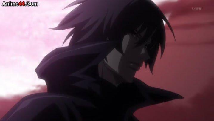 Кровь виновной собаки (Кровь окаянного пса, Togainu no Chi ... Аниме Кровь Окаянного Пса Шики