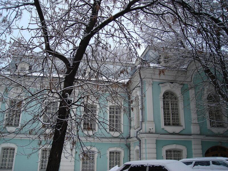 Палаты Долгоруких