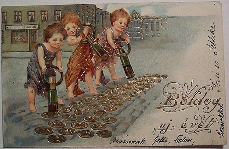 Картинки, старые открытки новая жизнь
