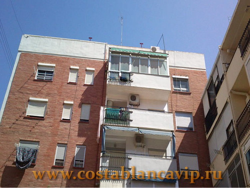 квартира в Valencia, CostablancaVIP, квартира в Валенсии, недвижимость в Испании, недвижимость в Валенсии, недорогая недвижимость в Испании, Costa Blanca, дешевая квартира в Испании, квартира от банка