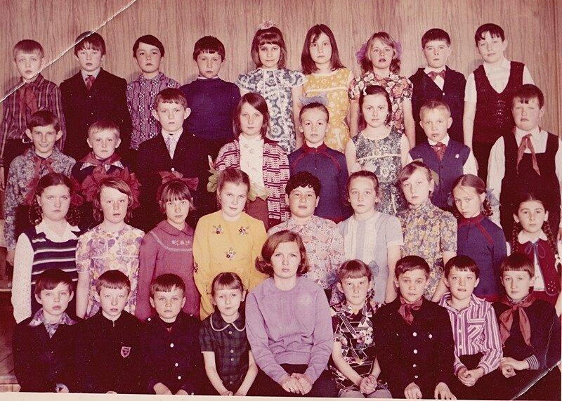 Пионеры 1978 год.