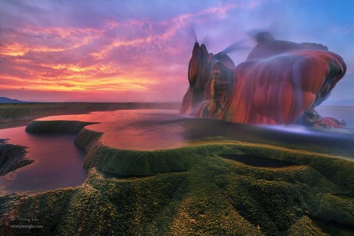 20 пейзажей Земли, похожие на другие планеты
