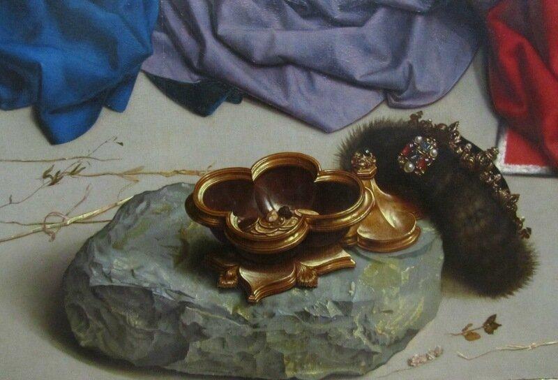 Гуго ван дер Гус. Поклонение волхвов. Ок. 1470
