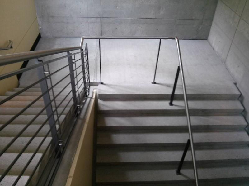 20. Лестница для сильных духом.