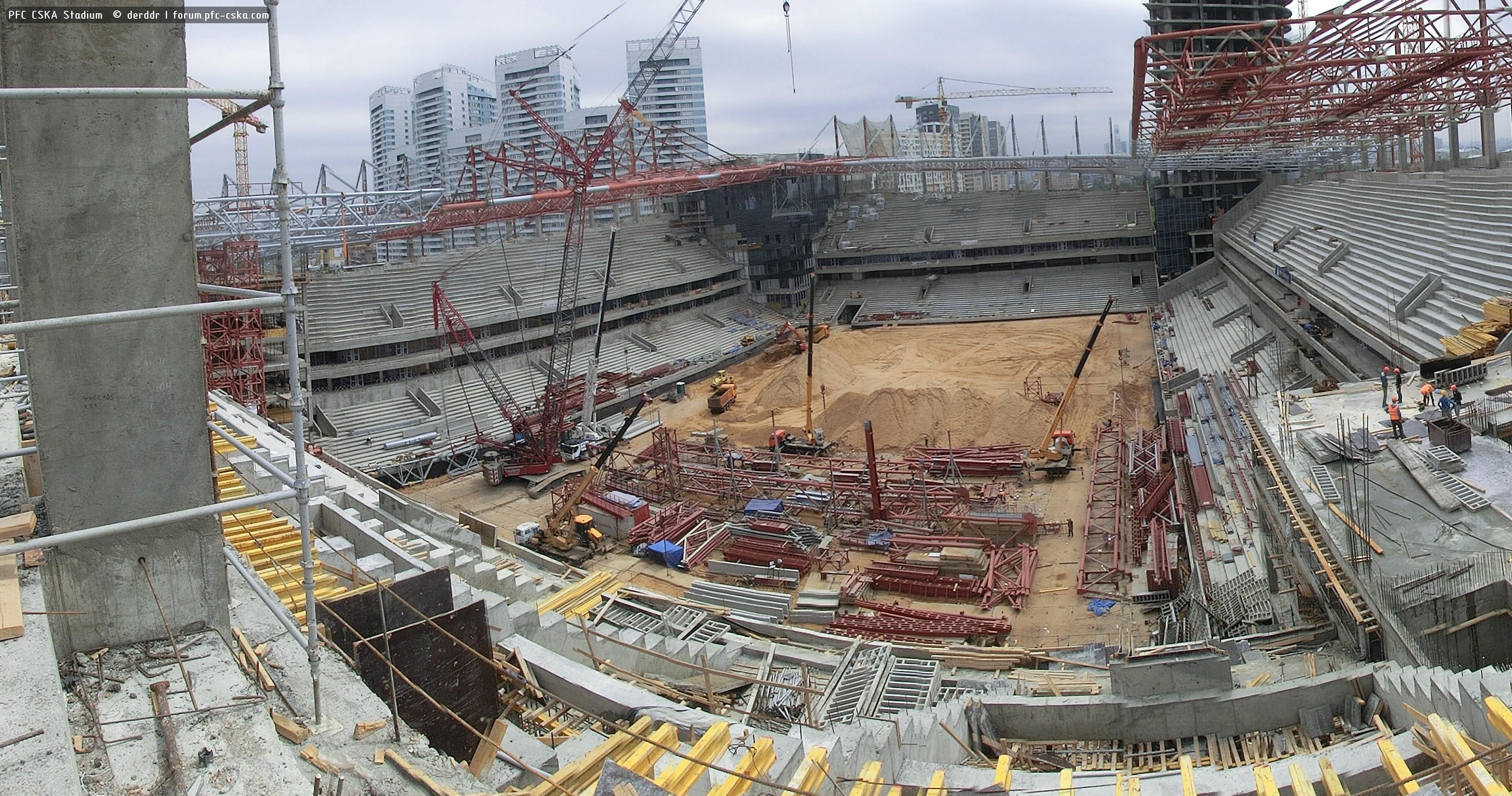 почему футбол стадион цска строительство фото представьте