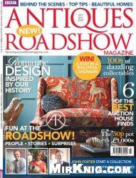 Журнал BBC Antiques Roadshow - July 2014