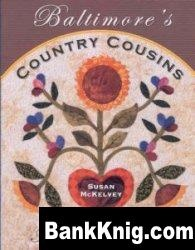 Журнал Baltimore's Country Cousins: Album Quilt Patterns