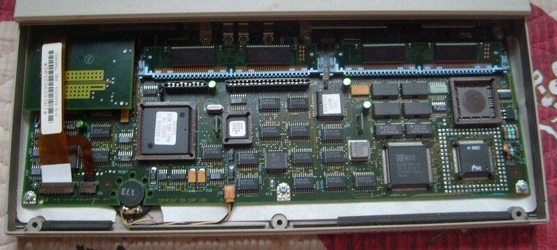 Небольшой обзор IBM PS/2 L40 SX