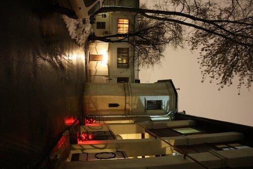 Ночь перед Рождеством на Хитровке.