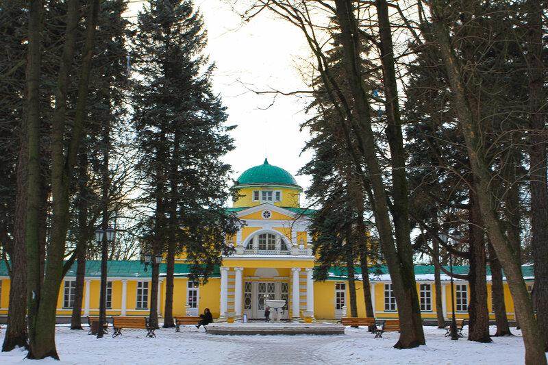 Архитектура и живопись 19 века в россии