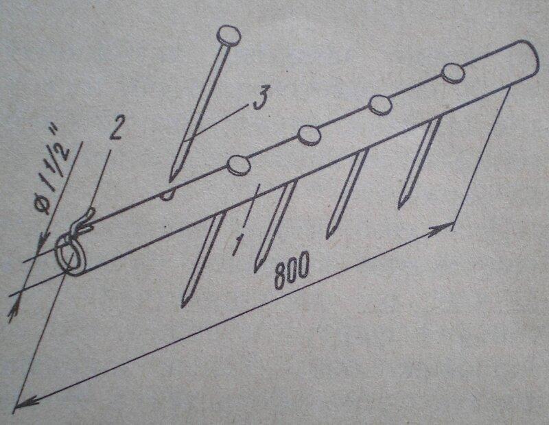 Якорь для автомобильной лебедки своими руками чертежи 15