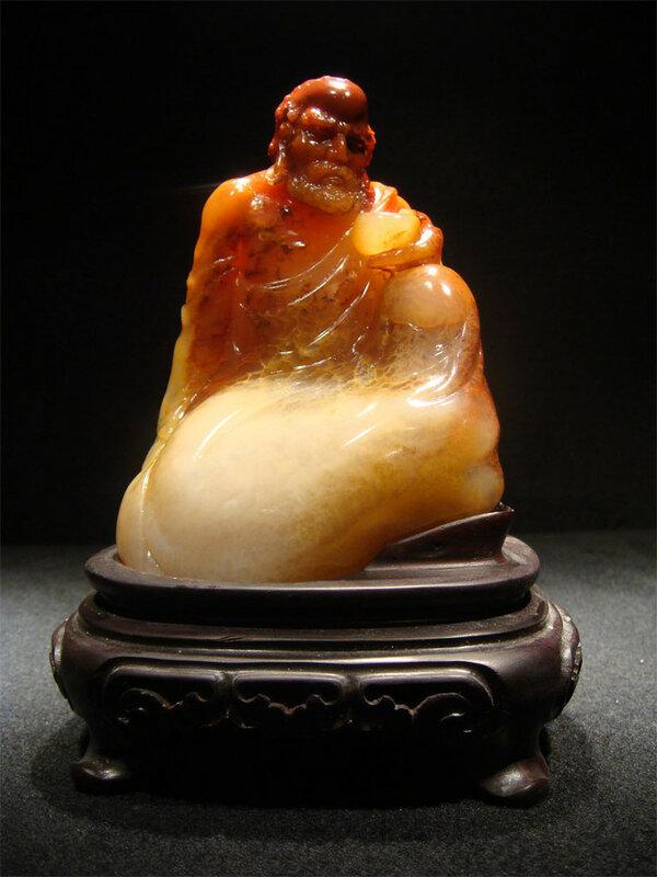 Искусство резьбы по камню