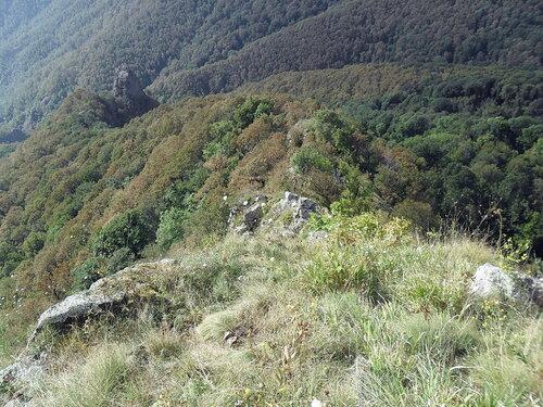 Сентябрь 2011, Кавказ, на вершине Двух Братьев