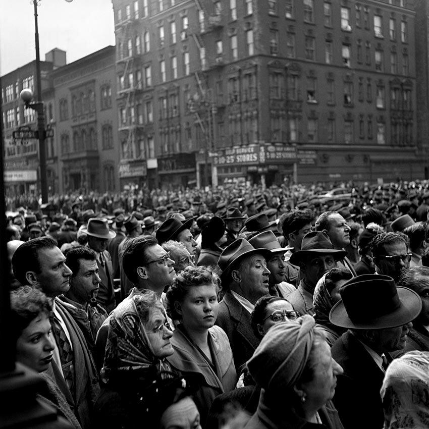 Vivian Maier.1954, New York, NY