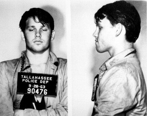 Jim Morrison 1963