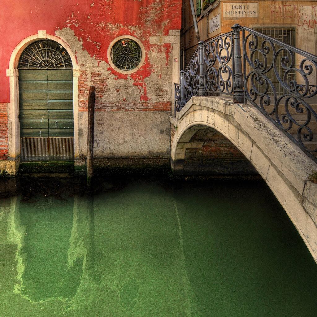 I love Venice by rinogas