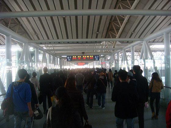Вокзал в г.Наньдзин