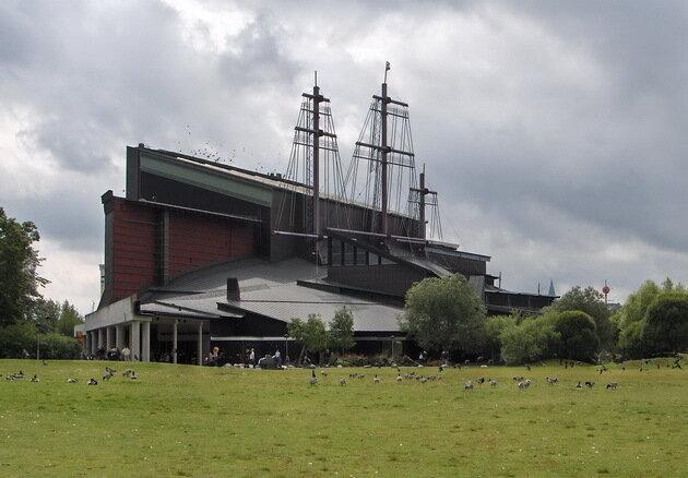 Музей Васа. Стокгольм, Швеция