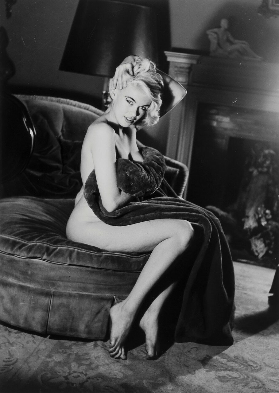 1950-е. Джейн Мэнсфилд