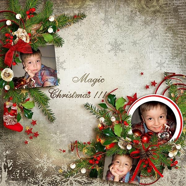 рождество ожидание чуда