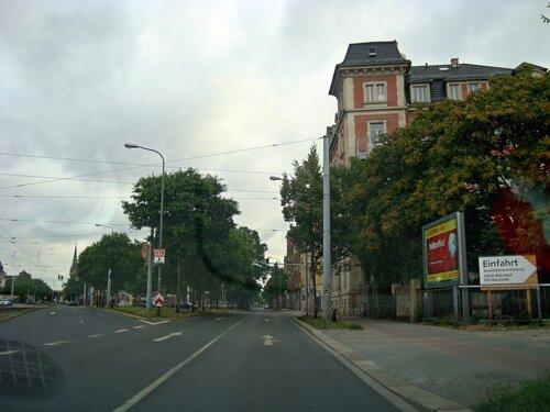 На восток от Дрездена