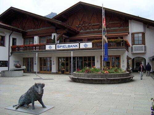 Кабан в Garmisch-Partenkirchen