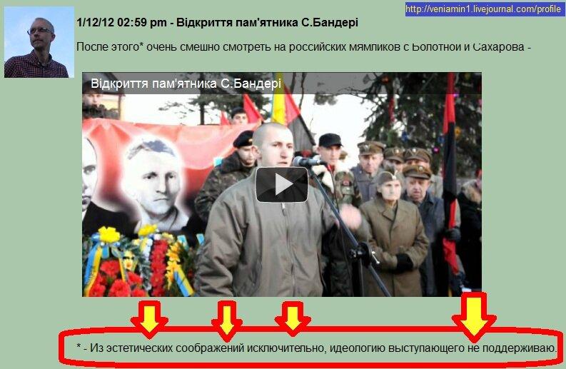 Швонц, Нацист, Вербицкий, Украина, Бандера