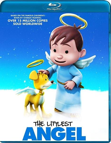 Самый маленький ангел / The littlest angel (2011) HDRip
